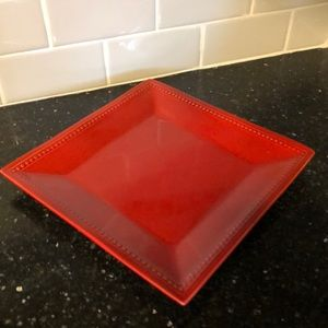 Pier One Imports Stoneware Plate